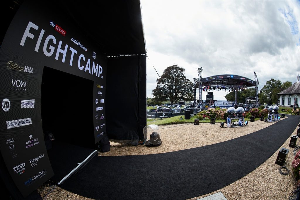 Matchrooms Fight Camp in association with VOW Nutrition