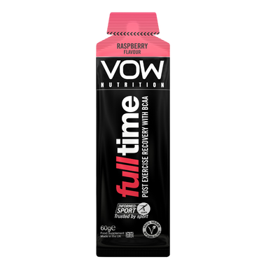 Full Time - Recovery BCAAs + Energy - Vow Nutrition
