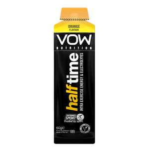 Half Time - Intra Exercise Energy + Hydration - Vow Nutrition