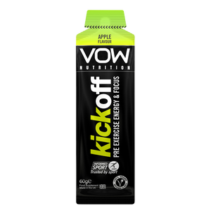 Kick Off - Pre Exercise Energy Gel - Vow Nutrition