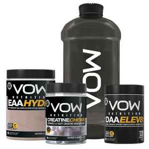 Strength Gains Bundle - Vow Nutrition