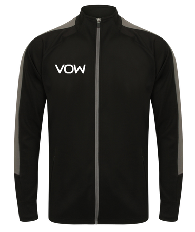 VOW Active Training Jacket - Vow Nutrition
