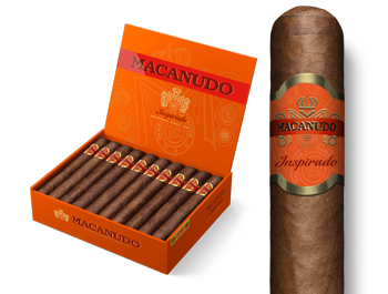 Macanudo Inspirado Orange Toro