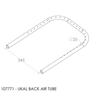 Jayline Ukal Secondary Air Tube (Long) (UKL00138)