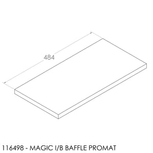 JAYLINE CLASSIC/MAGIC 1993 BAFFLE ASSEMBLY (PBS0080)