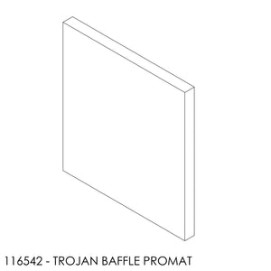 JAYLINE PROMAT (pair) 256x270x20mm (PBS0077)