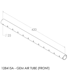(BOM) Jayline Gem Sec Air Tube 420x25mm 1998