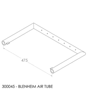 Fisher Blenheim C/A Post 2006 Air Tube (U Shape)