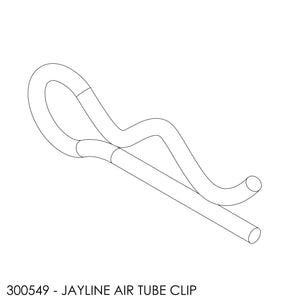 JAYLINE AIR TUBE CLIP