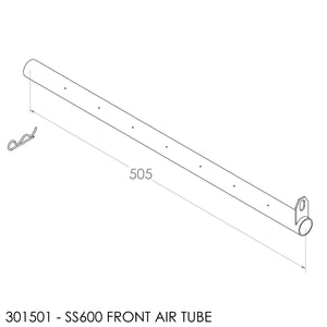 Jayline SS600 Air Tube (516mm)