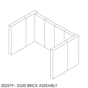 Jayline IS550 Brick Set