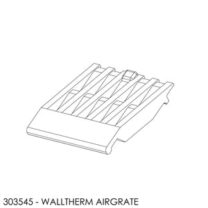 Jayline Walltherm Air Grate - Cast (Set)