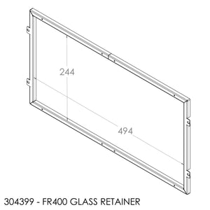 Jayline FR400 Glass Retainer