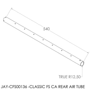 JAYLINE CLASSIC FS CA AIR TUBE - REAR (CFSE)