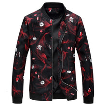 Load image into Gallery viewer, Men's Fashion Bomber Jacket