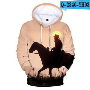 Red Dead Redemption 2 Exclusive Anime Unisex Hoodie