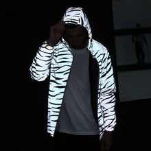 Load image into Gallery viewer, Mens 3D Reflective Jacket