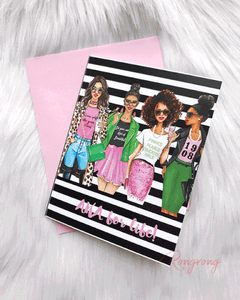 AKA Greeting Card - Four Pack