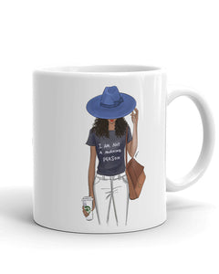 I Am Not A Morning Person Mug - Two Pack
