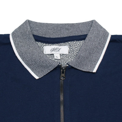Twisted Soul Uk Exclusive Men Contrast Collar & Cuff Slim Fit Polo Shirt - Big Brands | Small Prices | Exportbrands.pk