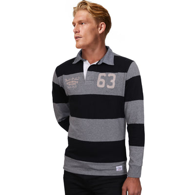 SPRING FIELD MEN'S LONG SLEEVE POLO - Big Brands | Small Prices | Exportbrands.pk