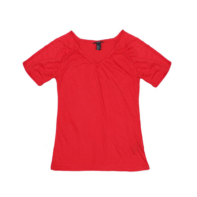 H&M ORIGINAL WOMEN V-NECK SHIRT - Big Brands | Small Prices | Exportbrands.pk