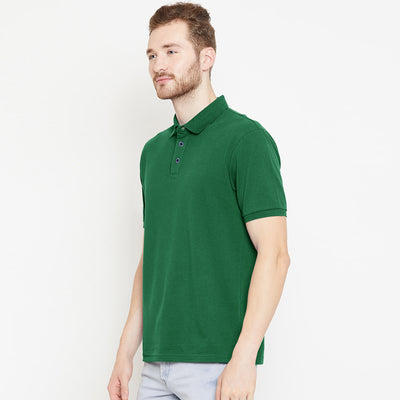 Revermile Men Regular Fit Polo Shirt - Big Brands | Small Prices | Exportbrands.pk
