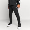 NB Men Black Solid Active Performance Slim Fit Joggers/Track Pant - Big Brands | Small Prices | Exportbrands.pk