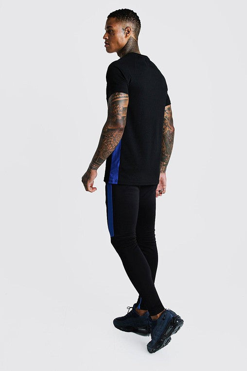 SKINNY FIT ACTIVE GYM JOGGERS