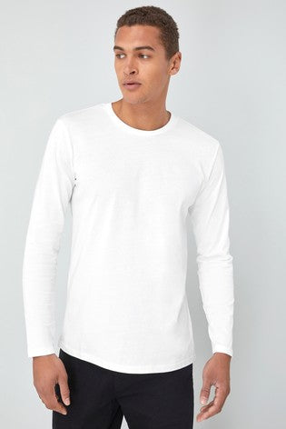 MEN FINE QUALITY REGULAR FIT WHITE COTTON SHIRT
