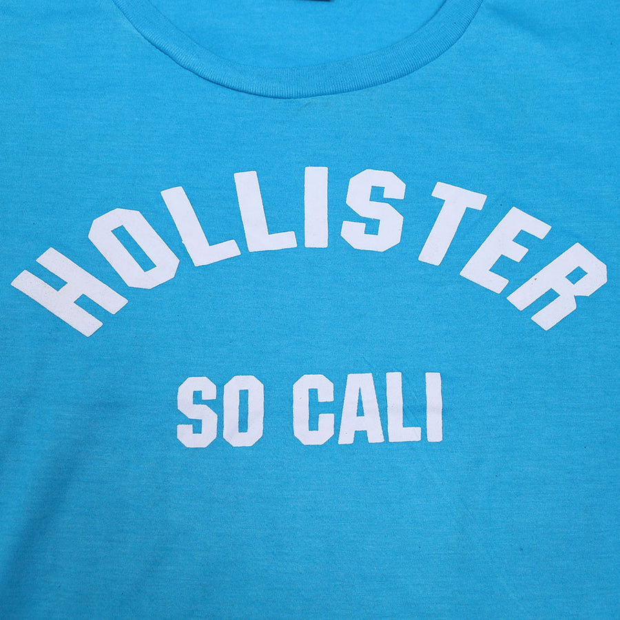 HOLLISTER ORIGINAL WOMEN ROUND-NECK SHIRT - Big Brands | Small Prices | Exportbrands.pk
