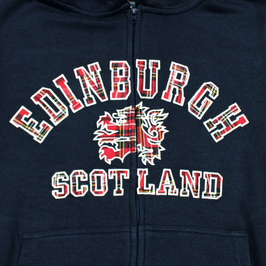 Edin Burgh original Boys Hoodies