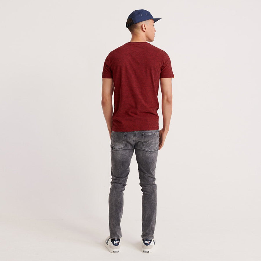 F&F Men Texture Crew Neck T-Shirt (Cut Label) - Big Brands | Small Prices | Exportbrands.pk