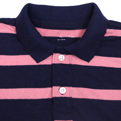 GAP ORIGINAL BOYS FULL SLEEVES YARN DYED POLO SHIRT - Big Brands | Small Prices | Exportbrands.pk