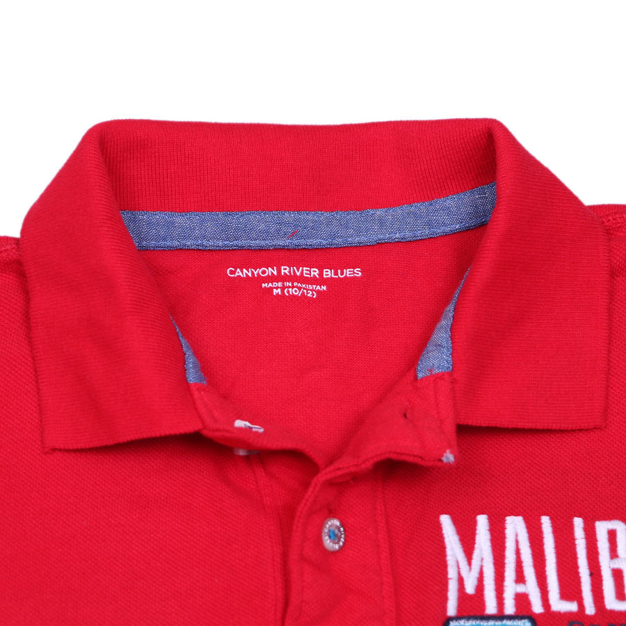 CANON RIVER ORIGINAL EMBROIDERED BOYS POLO SHIRT - Big Brands | Small Prices | Exportbrands.pk