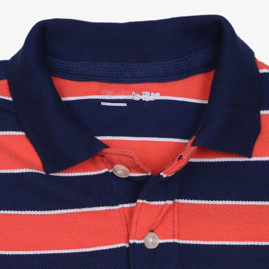 GAP YARN DYED KIDS STRIPE POLO SHIRT - Big Brands | Small Prices | Exportbrands.pk
