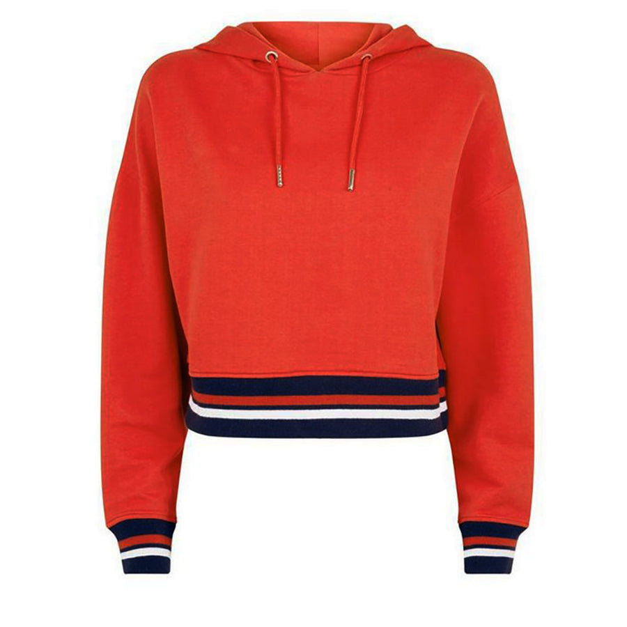 NEW LOOK LADIES CROP HOODIE