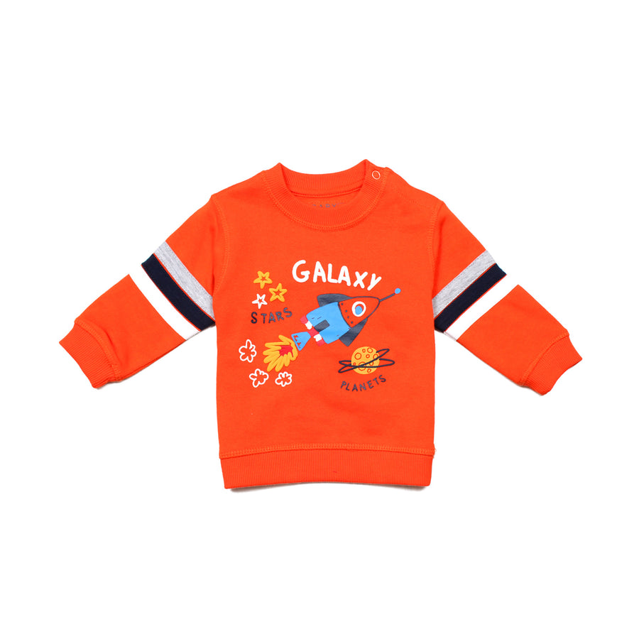 BOYS BRANDED HIGH QUALITY GALAXY SWEAT SHIRT