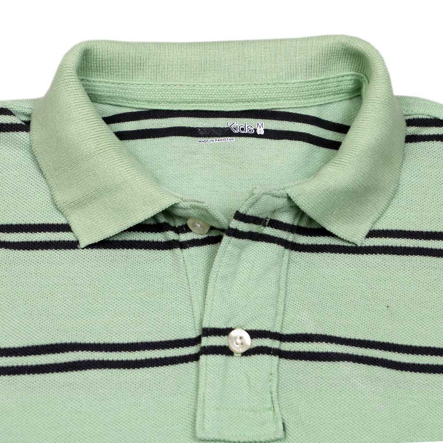 GAP KIDS SLIM FIT FASHION POLO SHIRT - Big Brands | Small Prices | Exportbrands.pk