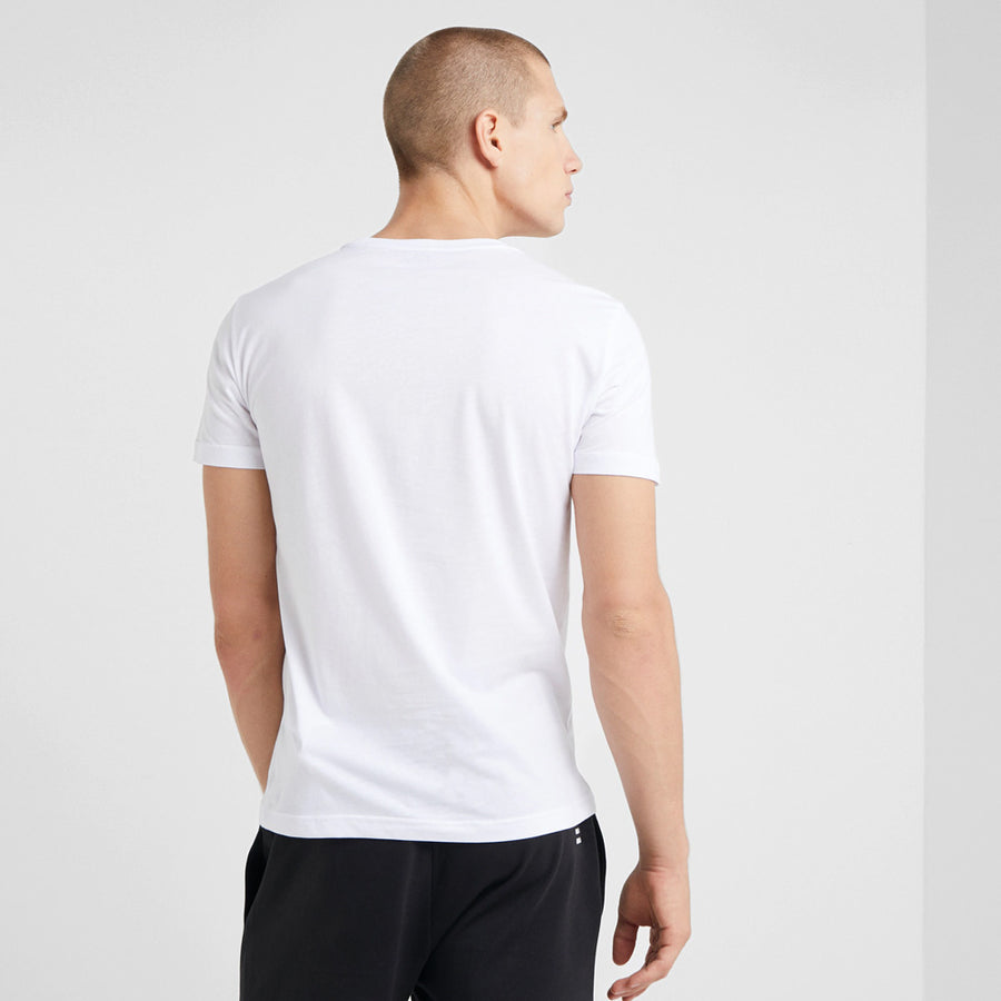 MEN BEACH REGULAR FIT T SHIRT