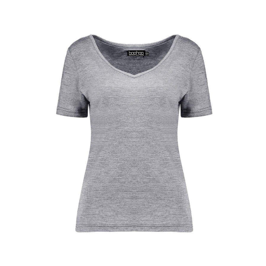 BOOHOO ORIGINAL WOMEN V-NECK SLIM FIT SHIRT - Big Brands | Small Prices | Exportbrands.pk