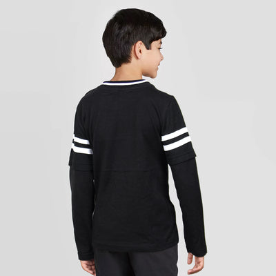 George Champs Boys Full Sleeves T-shirt - Big Brands | Small Prices | Exportbrands.pk