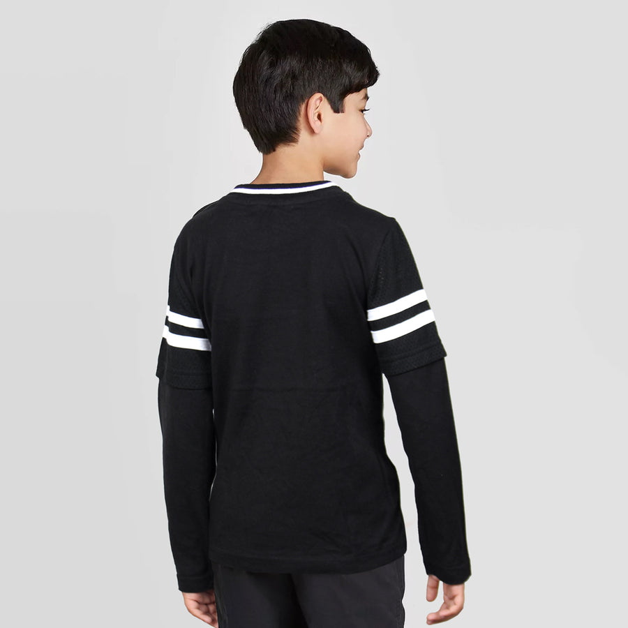 George Champs Boys Full Sleeves T-shirt