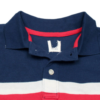Original Gap Boys Embroidered Yarn Dyed Polo Shirt - Big Brands | Small Prices | Exportbrands.pk