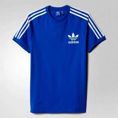 ADIDAS SHORT SLEEVES SLIM FIT 3 STRIPE SHIRT - Big Brands | Small Prices | Exportbrands.pk