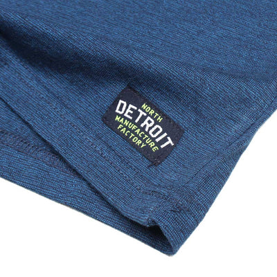Blue Kids Boys Detroit Henley T-Shirt 100% Cotton - Big Brands | Small Prices | Exportbrands.pk