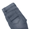 Boys Dark Grey High Stretch Cotton Regular Fit Denim Pent/ Trouser - Big Brands | Small Prices | Exportbrands.pk