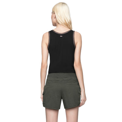 Ellise Women Indoor Exercise & Sports Shorts - Big Brands | Small Prices | Exportbrands.pk