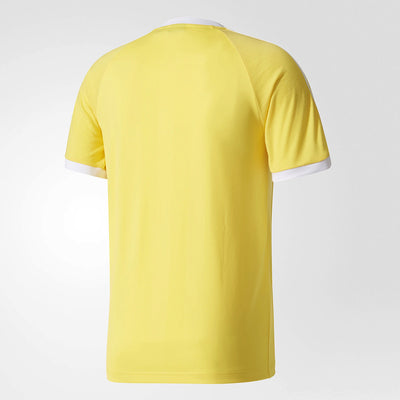 SHORT SLEEVES SLIM FIT 3 STRIPE TEE - Big Brands | Small Prices