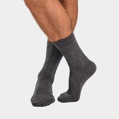 IMPORTED FINE QUALITY MEN 3PPK DRESS SOCKS